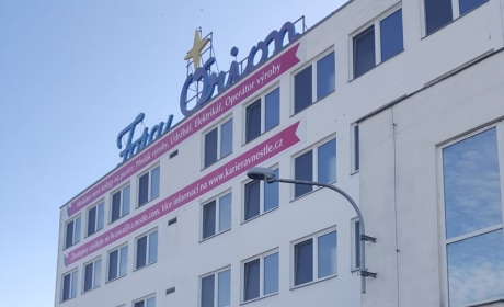 Excursion of MS Logistics students – GEFCO and TPCA, Kolín