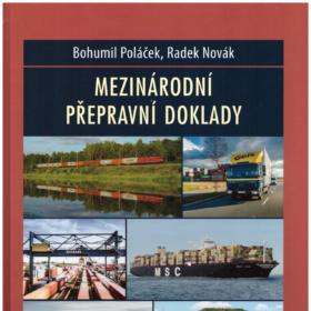 Vyšla nová publikace člena katedry věnující se mezinárodním přepravním dokladům